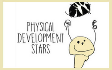 Physical Development Star - WEB